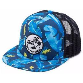bc425bce3a2ef Gorra Vans Original Surf Patch Trucker Hat