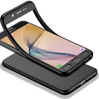9b613f1c1c3 Compra Funda De 360 Completo Para Samsung Galaxy J7 Prime-Negro ...