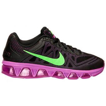 Compra Zapatilla Nike Tailwind 7 Para Dama - Negro online | Linio Perú