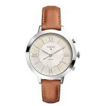 4cb2fa51431a Compra Reloj Fossil FTW5012 Marrón Mujer Cuero online
