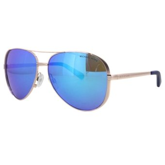 6379c80caca08 Compra Lentes De Sol Michael Kors MK 5004 100325 Gold   Blue online ...
