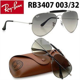 1670c68433f Compra Lentes De Sol Ray Ban Outdoorsman RB3407 003 32 Rainbow II ...