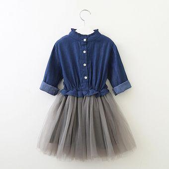 Los Niños Prendas De Vestir Vestido De Princesa