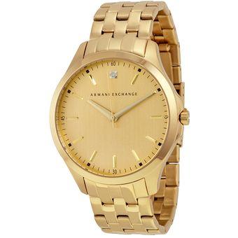 8d1c8f8156d4 Compra Reloj Armani Exchange A X AX2167 - Dorado online
