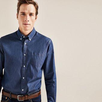diseño atemporal 1793b 00260 Camisa Hombre Cortefiel
