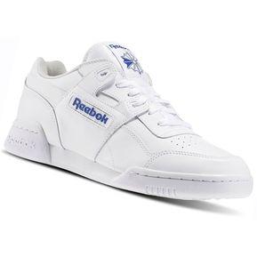Zapatilla Reebok Workout Para Hombre - Blanco 844905c9e87