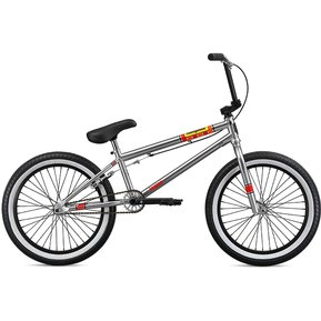 982e66f5f66 Bicicleta Legion L100 Silver Aro 20