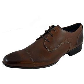vestir caballero claro Zapatos cafe 6368 Brantano para wqf0tpB