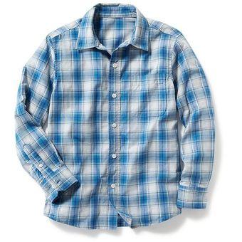 a1ccfdd0dfde5 Compra Camisa Manga Larga Old Navy Para Niño Estilo  778002 Cuadros ...
