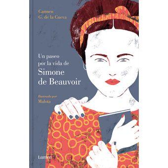 Un paseo por la vida de Simone de Beauvoir