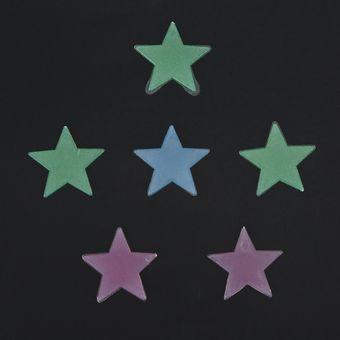 100pcs Bag 3d Estrellas Brillan En La Oscuridad Luminosa Fluorescente Pegatinas De Pared Linio Perú Ge579hl0voe5glpe