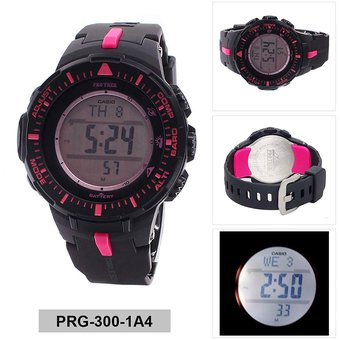 707f434c59f0 Compra Reloj CASIO G-Shock Protrek Negro PRG-300-1A4 para Hombre ...