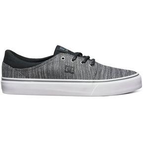 Zapatilla DC Shoes TRASE TX SE Para Hombre-Plomo