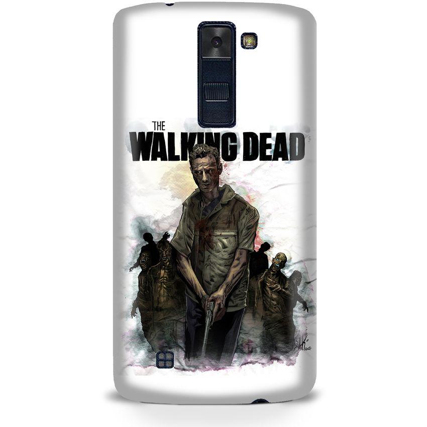 Compra Kustomit - Carcasa IPhone 8 Plus - The Walking Dead