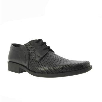 283e98e50 Compra Zapatos formales negros San Polos San Polos - Negro online ...