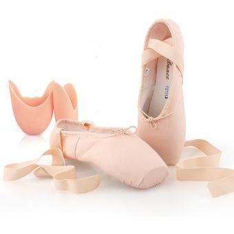 Profesionales De Ballet De Baile Zapatillas Zapatillas 9IeEHD2WY