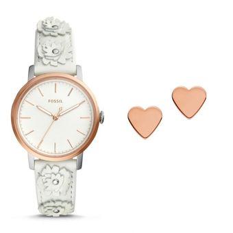 eb9f57182878 Compra Reloj Fossil ES4383SET para Mujer-Blanco online