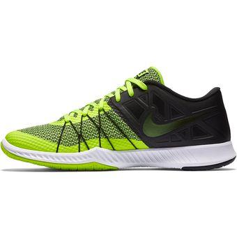 Compra Zapatos Deportivos Train Hombre Nike Zoom Train Deportivos Augmento Amarillo 76c7d9