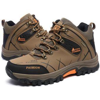 c7a7dcdcdf8 Compra EH Zapatos De Escalada De Hombres YT585188 - Marrón online ...