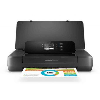Impresora Portátil HP OfficeJet 200