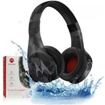 b9a61870bcf Compra Motorola-Audifonos Bluetooth Resistente AL AGUA Pulse Escape+ ...