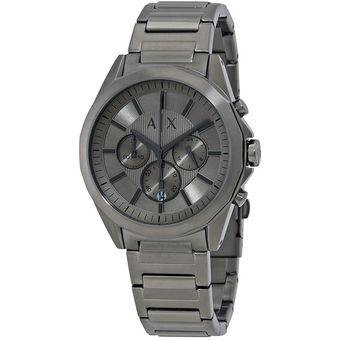 5f76f2d89e54 Compra Reloj Armani Exchange AX2603 Para Caballero-Gris online ...
