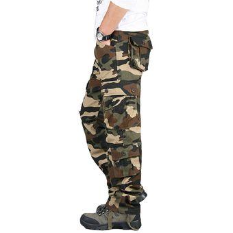 Pantalones Cargo Para Hombre Pantalones Tacticos De Camuflaje Con M Linio Peru Un055fa1e56d7lpe