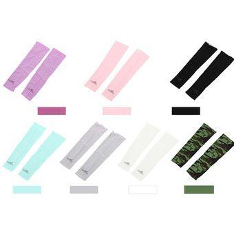 diseño atemporal disfruta del precio inferior forma elegante brazo de protección solar calentadores manguitos manguitos UV