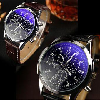 Compra Reloj Quartz Ejecutivo Yazole Acero Inoxidable online  d03f7645c626