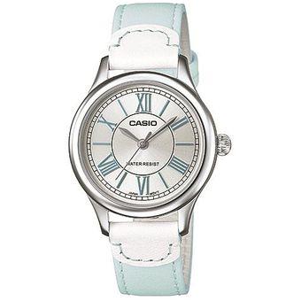 3d2a7c12deb9 Compra Reloj Casio LTPE113L-2A-Blanco con Azul online