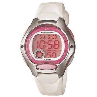 4b9808c6e3e4 Compra Reloj Casio LW200-7A Malla Resina color Blanco online