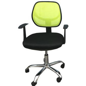 Jyx123 Oficina En Ergonómica Sillas De Y Verde Malla Negra PN8wkXnO0