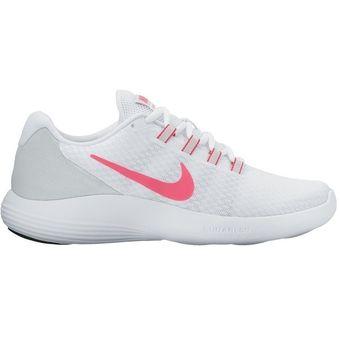 newest collection 4b861 b3ecb Agotado Tenis Running Mujer Nike LunarConverge-Blanco