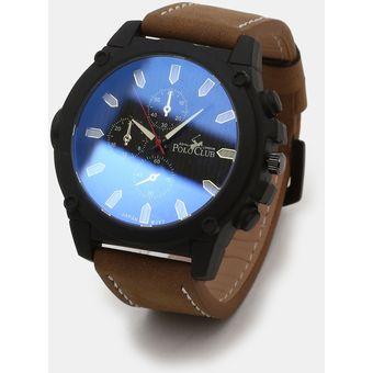 ddf40e2649ca Compra Reloj Para Hombre Mano Polo Club Caballero RLPC 2920 A - Cafe ...