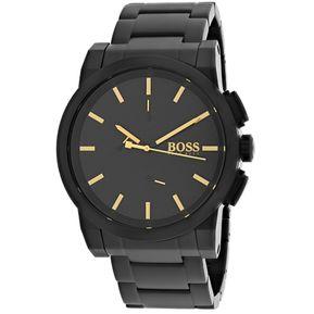 d97f928a5d3 Reloj para Hombre Hugo Boss 1513276-Negro