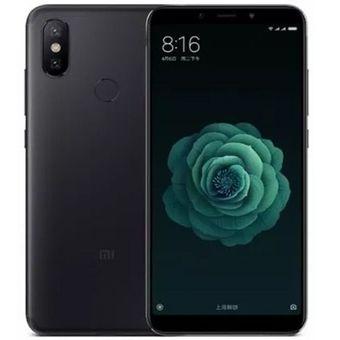 Celular Xiaomi Mi A2 4gb Ram 64gb 20mp 4g Doble Camara+funda-Negro