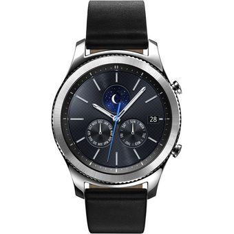 Smartwatch Samsung GEAR S3 CLASSIC - Plateado