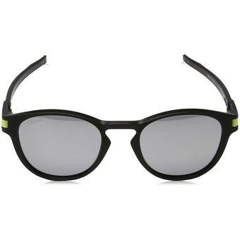d8a4f5f247 Agotado Lentes Oakley Matte Black - Chrome Iridium VR46 Valentino Rossi  OO9265-21