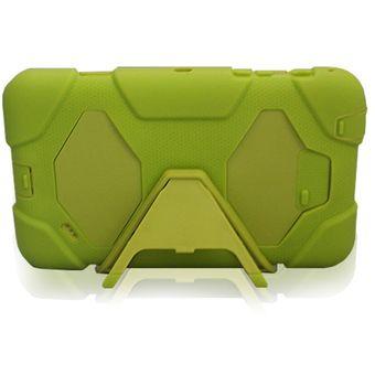 17c1201c6f0 Funda Jyx Accesorios Samsung Tab 4 7 Pulgadas T230 Robot Uso Rudo - Verde