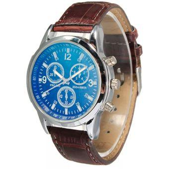4f5d7c9fc993 Compra Reloj Analogo De Pulsera Tipo Yazole Azul Hombre online ...