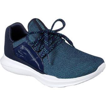 Zapatilla Skechers Go Run Mojo Azul