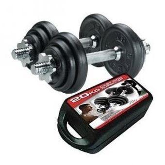 Compra Set de Mancuernas - Pesas 20 kg online  cdf4b4373f1d