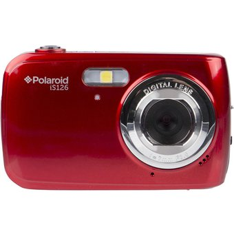 Compra Polaroid iS126 Digital Camera (Red) online   Linio Perú 0942c75e8c