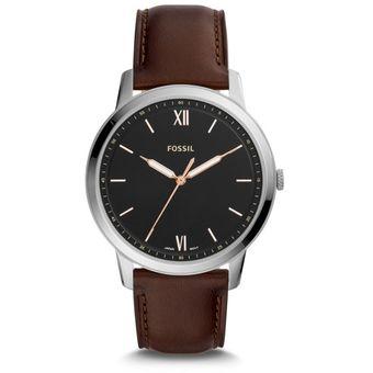 3814616e08bd Compra Reloj Fossil FS5464 Cafe Hombre Cuero online