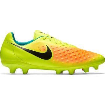 low priced e4922 3ff45 Compra Zapatos Fútbol Hombre Nike Magista Onda II FG -Amarillo ...