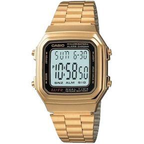 14aaaa2c598 Reloj Casio Vintage A168 ¿Dónde comprar al mejor precio México