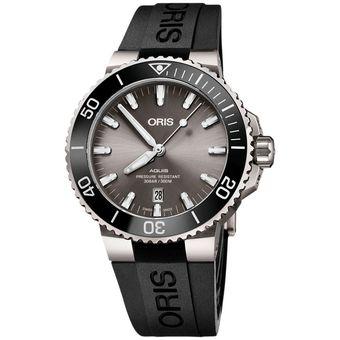 venta en línea la compra auténtico a bajo precio barata Reloj Oris Aquis Date Titanium 73377307153