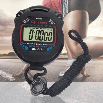7a630e1826f5 Deportes Profesionales Coinciden Con Cronómetro Digital LCD Temporizador