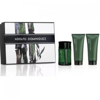 Cofre Bambú 120Ml. Men EDT - Adolfo Dominguez perfumes más elegidos