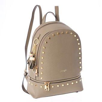 da98f86ce Compra Bolsa Jennyfer para Dama Back Pack 8639-2 Gris online   Linio ...